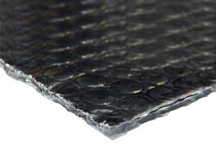 Aluminium noppenfolie